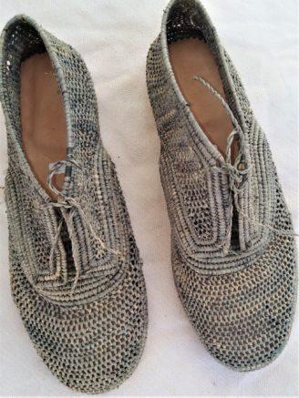 Chaussure Raphia Torino