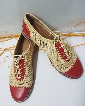 Chaussure Raphia Séville