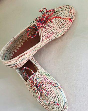 Chaussure Raphia St Johns