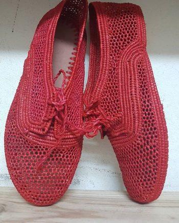 Chaussure Raphia Fidji
