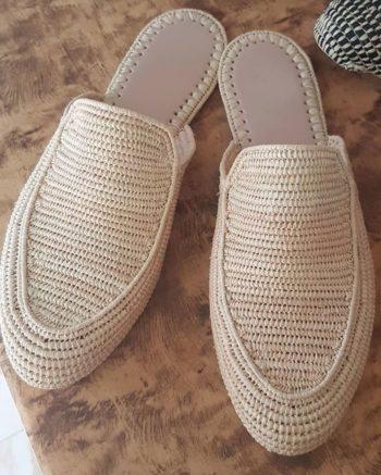 Chaussure Raphia Trinidad