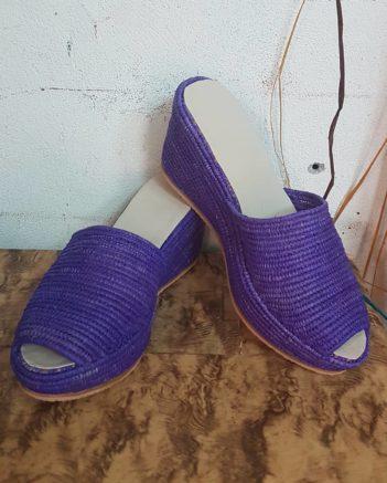 Chaussure Raphia Key west
