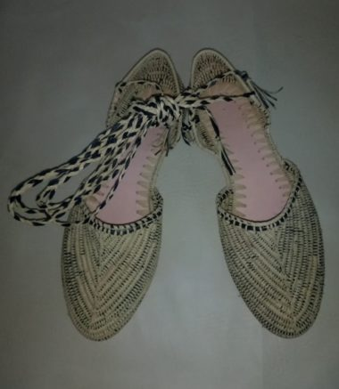 Chaussure Raphia Agadir
